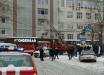 В Перми произошел масштабный пожар в бизнес-центре: люди в отчаянии выпрыгивали из окон - кадры