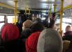 В Кропивницком пара разозлилась из-за отказа в проезде без маски: появилось видео, как они разбивают автобус
