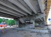 "В Киеве новый мост за 200 млн гривен ""трещит по швам"" – фотофакт"