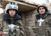 На формах военных Армении в Карабахе появились белые кресты - стало известно, чего боятся солдаты