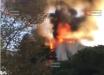 В Сочи сгорела база ЧВК Вагнера: власть хранит молчание - видео