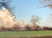Взрывы в Балаклее: появилось первое видео с места событий