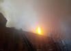 Мощный пожар в центре Киева: огонь охватил правительственный квартал - первые фото и видео