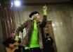 MARUV сплясала перед россиянами в Московском метро - фото певицы разозлили украинцев
