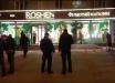 """В Киеве снова горел магазин """"Рошен"""" - кадры последствий новой атаки уже слили в Сеть"""