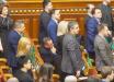 """""""Прикрывая лицо руками"""": нардеп Бужанский отказался почтить память Небесной сотни в Раде, видео"""