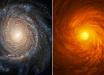 Возле черной дыры удалось обнаружить гигантский диск – астрономы поражены открытием зонда Hubble: кадры