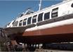 """Последний сохранившийся """"Метеор-37"""": в Украине готовят к спуску на воду уникальный крылатый корабль"""