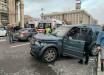 Подробности смертельного ДТП на Майдане, в котором погибли люди: кадры, как иномарка летит в пешеходов