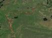 Авария на ТЭЦ сделала красными реки под Норильском - последствия маштабного ЧП в России видны со спутника