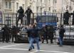 В Минске стрельба на Марше оппозиции - силовик испугался толпы протестующих и применил оружие