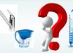 Фильтр для воды или бутилированная вода: что вы выберете — качество или мнимую экономию?