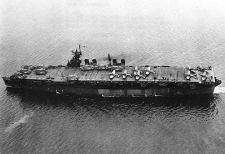 Ядерный авианосец, США, новости, техника, общество, Вторая мировая война, Калифорния