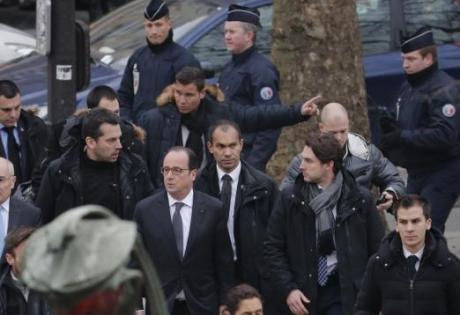Франция, Париж, редакция газеты, нападение, жертвы, происшествие, Олланд, теракт