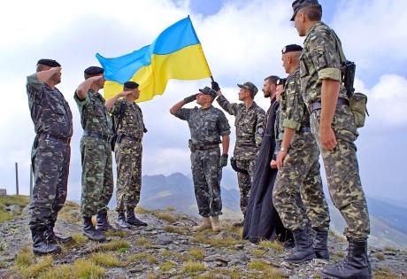 Полторак, министр обороны Украины, резерв, ВСУ, армия Украины, Украина