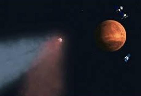 марс, ученые, облака