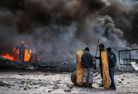 Пострадавшие на Майдане получат статус инвалида войны - указ Президента