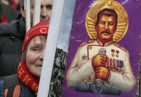 сталин, россия, общество, политика