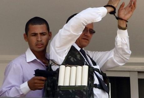 бразилия, заложники,