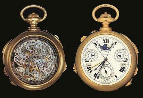 часы, аукцион, Patek Philippe, Sotheby's