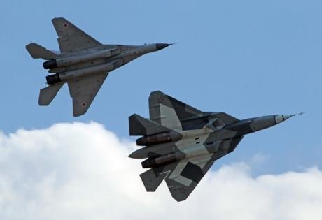 сша, россия, военное обозрение, техника, истребитель, новости, армия сша, армия рф, Т-50, F-22