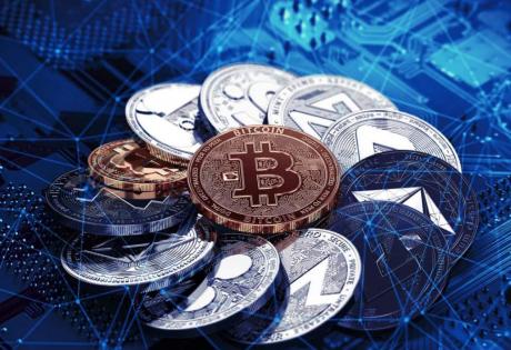 Как работает обменник биткоин