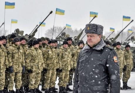 Главное за день 19 февраля: Украина против ввода миротворцев РФ; Лукашенко и НАТО; перестрелки в Донецке