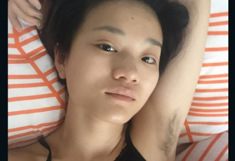 китайские девушки подмышки фото