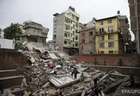 непал, происшествие, общество, природное явление, землетрясение, последствия землетрясения