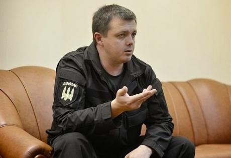 Семенченко: 17 батальонов создали единый штаб