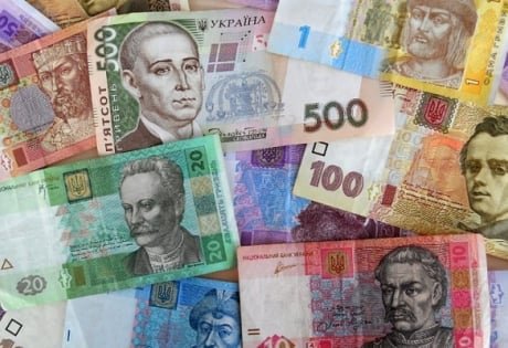 новости украины, инфографика, зарплата, финансы