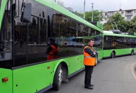 донецк, билеты, общественный транспорт