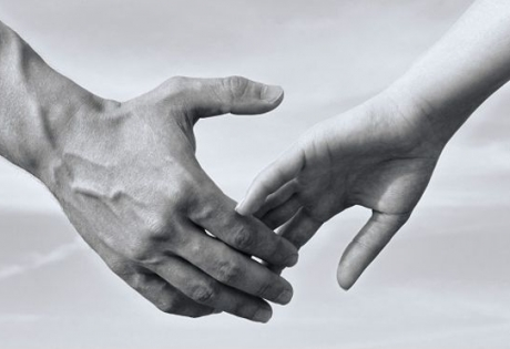 перчатке Билинга Хауг, слепоглухие, руки, изобретение