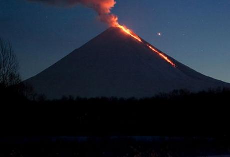 вулкан, россия, камчатка, происшествия