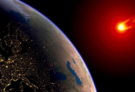 астероид, космос, происшествия, общество