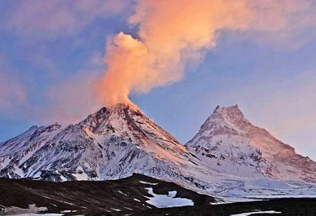 вулкан, исследование, наса, жерло