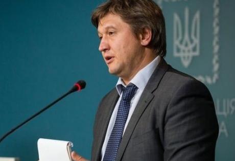 Зеленский, СНБО, Данилюк, советник президента, Донбасс, Крым,