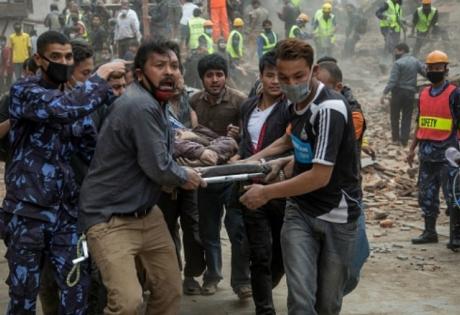 непал, землетрясение, происшествие, трагедия, жертвы, фотографии
