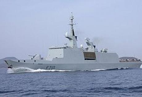одесса, порт, фрегат La Fayette, Лафайет франция, характеристика, корабль