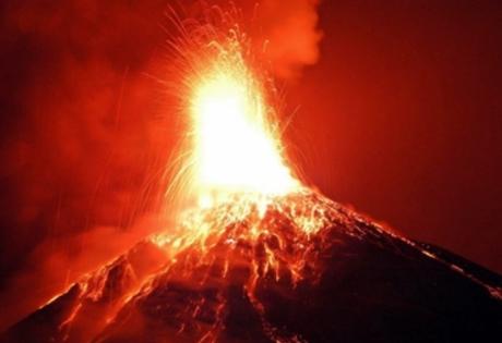 вулканы, земля, острова, атлантида