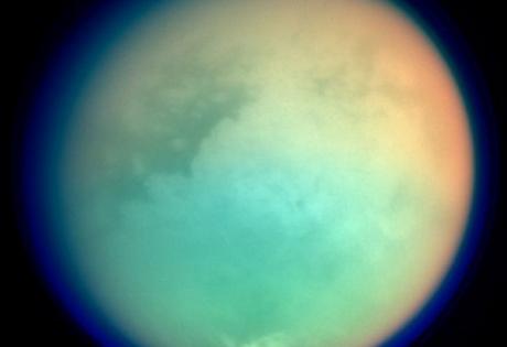 титан, наса, фото, космос, солнечная система