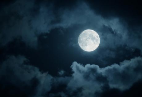 луна, оборотни, человек, ученые, полнолуние, миф
