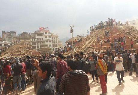 новости мира, в непале, происшествия, землетрясение в непале