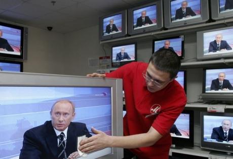 Россия, кризис, федеральные телеканалы, СМИ, политика, общество, цензура, экономика