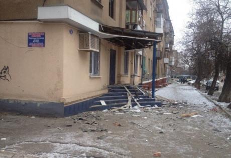 В Краматорске прогремели два взрыва: в центре города задрожали дома