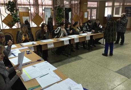 выборы, молдова, парламент