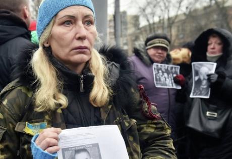 война в украине, война в донбассе, днр, донбасс, донецк, мариуполь, мобилизация в мариуполе, захарченко, порошенко, киев, митинг в киеве