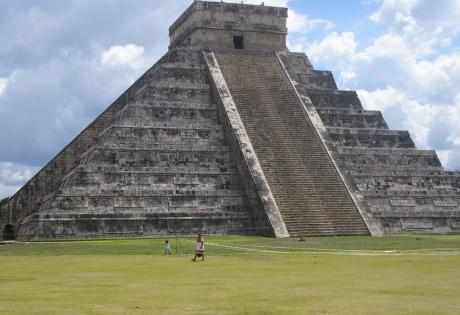 майя, америка, большая синяя дыра, цивилизация