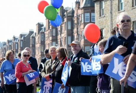 референдум в шотландии, великобритания, общество ,рефререндум ,выборы, жители шотландии, политика