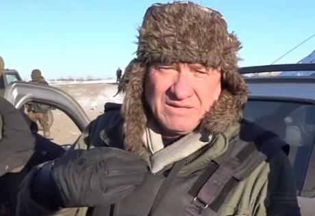 СМИ: «генерал Ленцов» на видео из Дебальцево оказался отставным российским полковником, сбежавшим от долгов